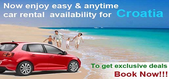 Croatia Car Rental Deals